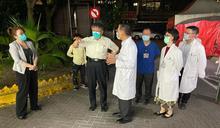 台北和平醫院2病患確診 柯文哲:沒有封院危險
