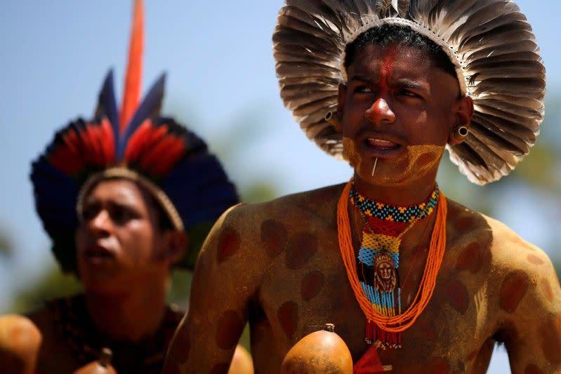 Kemenangan suku asli Brasil ketika kelompok hotel batal bangun resor mewah