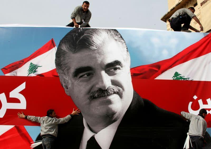 Rakyat Lebanon yang terluka bersiap menerima putusan pembunuhan Hariri