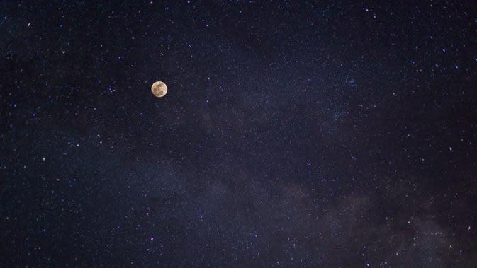 Ilustrasi kata selamat malam lucu. (Photo on Pexels)