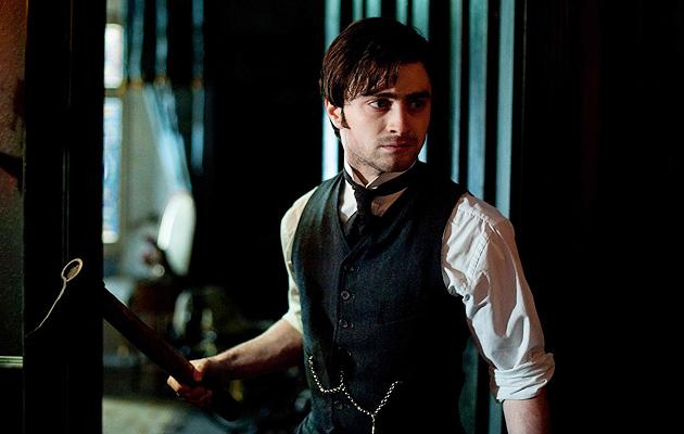 Daniel Radcliffe's The Woman In Black the most complained about film of 2012