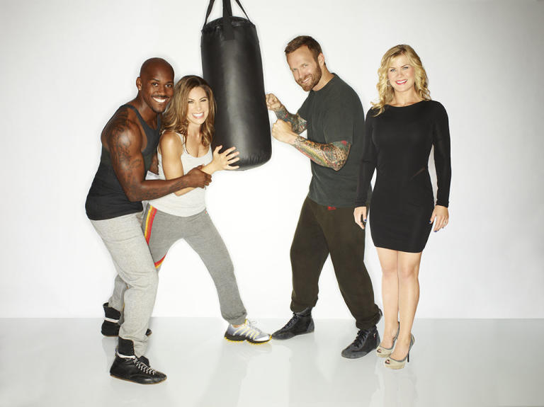 """The Biggest Loser"": ""Tough Love"""