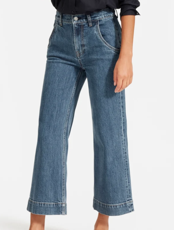 The Wide Leg Jean by Everlane
