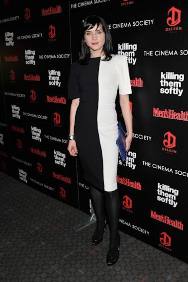 """The Cinema Society With Men's Health And DeLeon Host A Screening Of The Weinstein Company's """"Killing Them Softly"""" - Arrivals"""