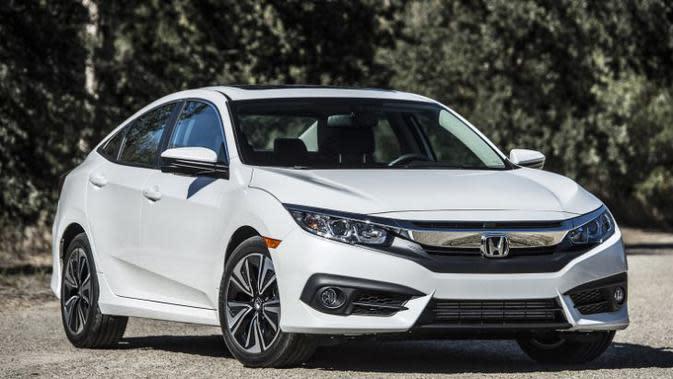 PT Honda Prospect Motor (HPM) mengomfirmasi akan mendatangkan model baru dari medium sedan Honda Civic.