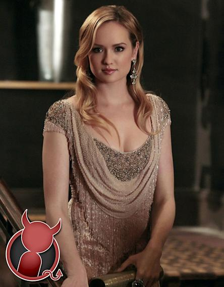 "Naughty: Ivy (""Gossip Girl"")"