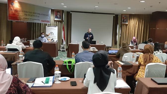 Tingkatkan Produktivitas UMKM, Kemnaker Gandeng Alumni Unpad Gelar Pelatihan Kemasan