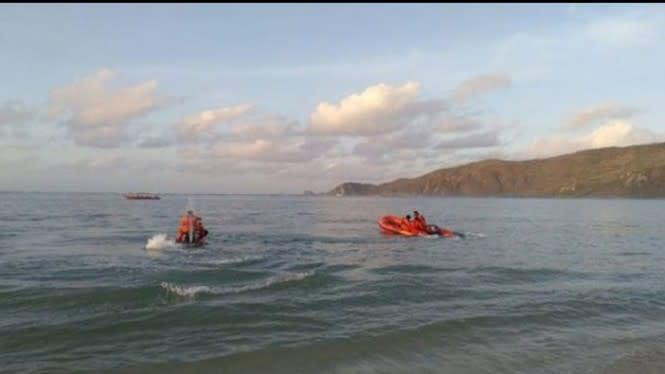 Berswapoto, Wira Ditemukan Mengapung di Laut