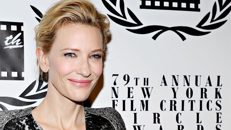 Cate Blanchett Tidies Up for New York Run of Stage Play 'The Maids'