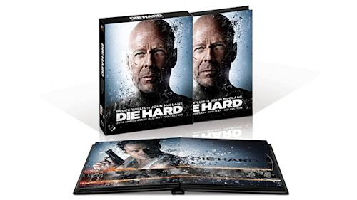 Yahoo! Movies Giveaway: 'Die Hard' 25th Anniversary Collection Blu-ray
