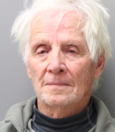 Patrick Jiron, 80, was arrested in Nebraska. (York County Sheriff's Department)