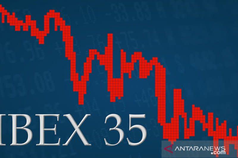 Saham Spanyol berbalik turun, indeks IBEX 35 tergelincir 0,31 persen