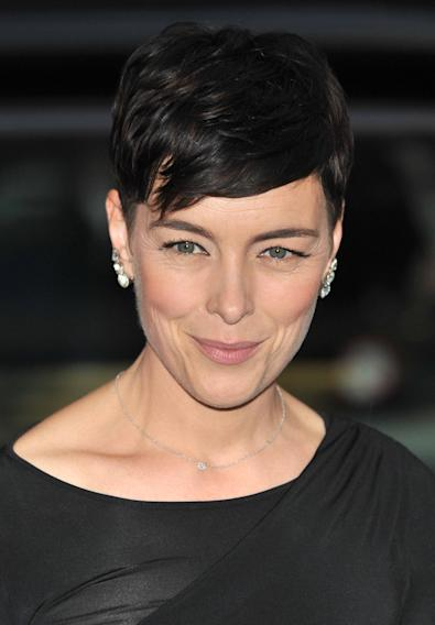 Olivia Williams,  Now Is Good - European film premiere held at the Curzon Mayfair -Arrivals. London, England - 13.09.12 Mandatory Credit: WENN.com