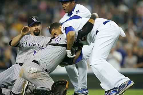 High and Tight: Our Rock & Roll Baseball Experts on the Biggest Ballpark Brawls