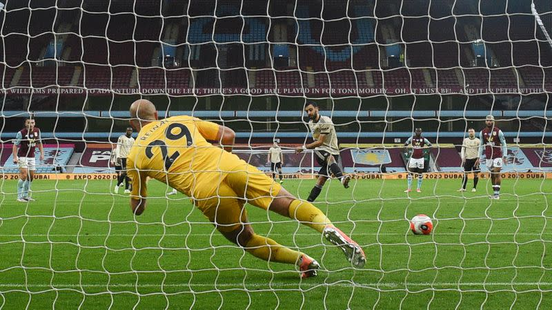 Slick United ease to another win at struggling Villa