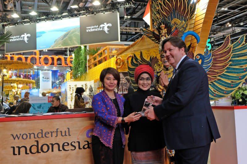 Paviliun Indonesia raih penghargaan di WTM London