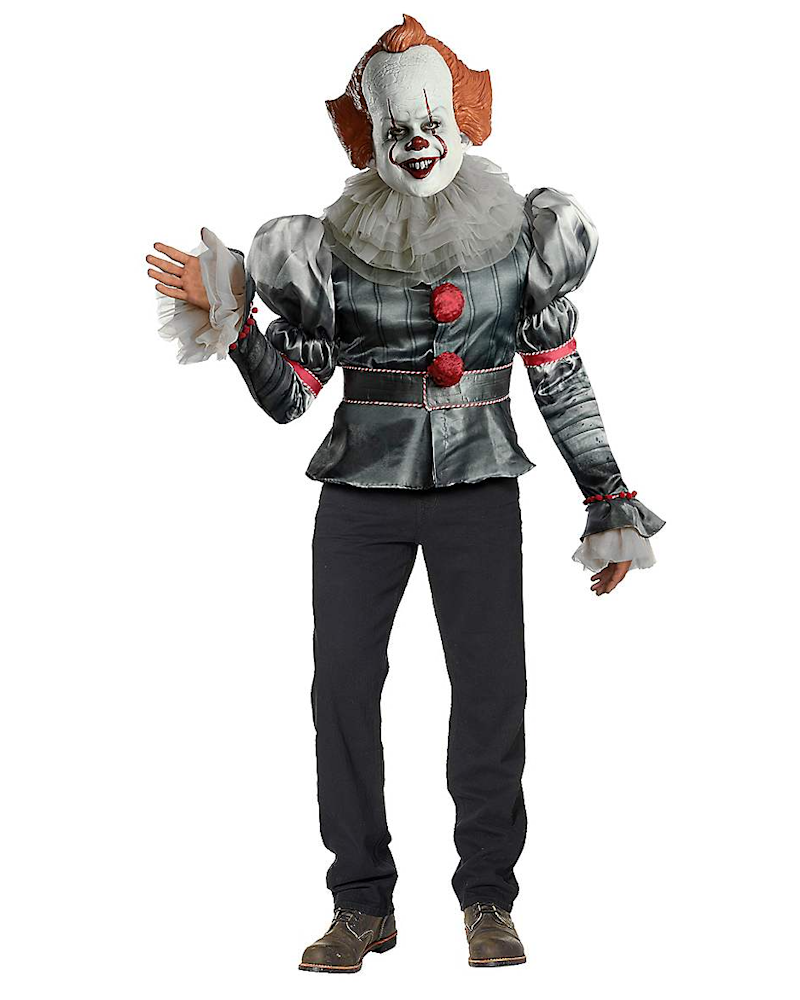 Pennywise costume. Image via Amazon.