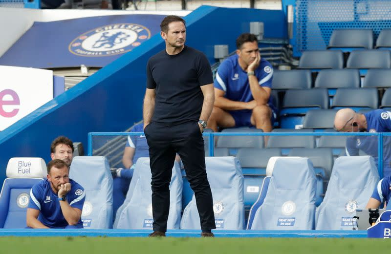 Premier League should help struggling EFL clubs - Lampard