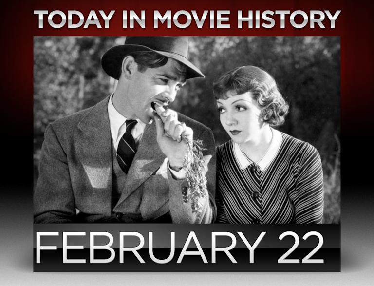 Today in Movie history