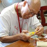 99歲炎爺爺的第一堂線上課
