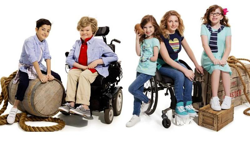 63603a66 Tommy Hilfiger Launches Clothing Line for Children With Disabilities