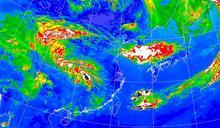 梅雨不來颱風先現蹤?專家曝熱帶擾動可望發展時間