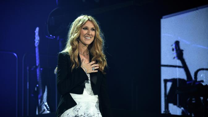 Celine Dion. (PHILIPPE LOPEZ / AFP)