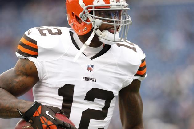 Josh Gordon rebounds from suspension to become one of NFL's best receivers