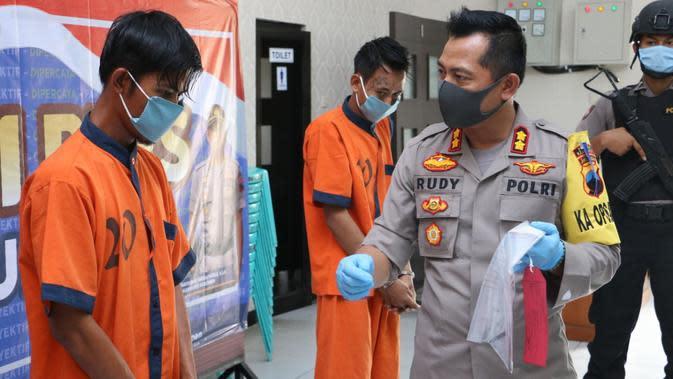 109 Napi Asimilasi Kembali Ditangkap, Polri: Tidak Signifikan Naikkan Angka Kejahatan