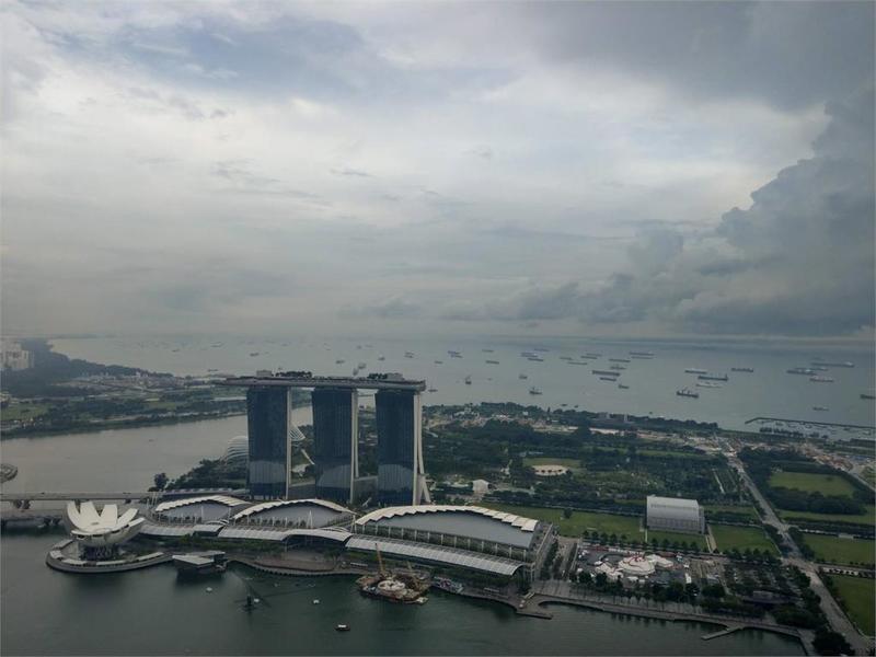 快新聞/ 外籍移工爆發群聚感染 新加坡單日增120名確診