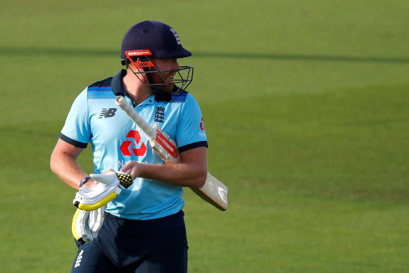 Test recall, 2023 World Cup on Bairstow's mind