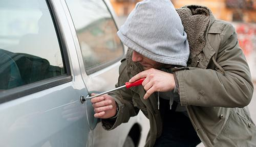 Top 11 holidays for vehicle theft