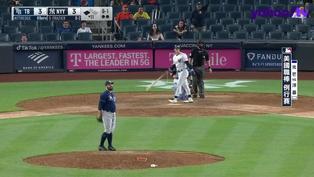 【MLB好球】大家可以回家啦!Frazier再見兩分砲轟退光芒