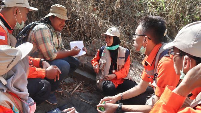 PEP Bandung Buat Program Studi Teknologi Geologi