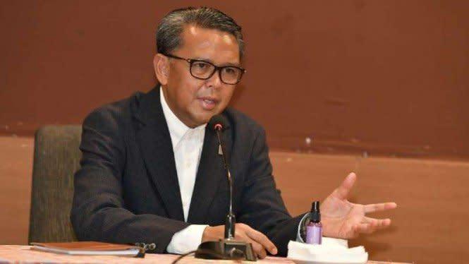 Gubernur Sulsel Usir Pejabat dari Ruang Pertemuan Gara-gara Main HP