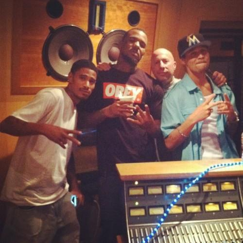 """Game Enlists All Five Bone Thugs-N-Harmony Members For """"Celebration Remix"""""""