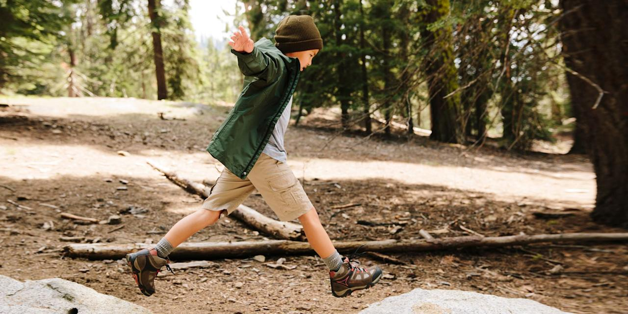 <p>Break your kids away from their devices with a scenic stroll on your favorite trail. Your little ones will be in absolute awe at all the wonderful beauty that awaits them on the other side of the tablet. Make sure that their feet are snug and every step is secure with a solid pair of kids' hiking boots. </p><p>Whether you are rallying your brood for a relaxing stroll through the park or have plans to hit up a more challenging trail, we've rounded up the best kids' hiking boots for your little explorers. </p>