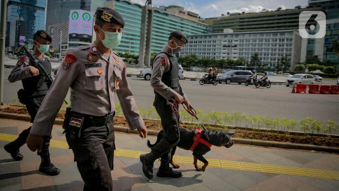 Polri: Pandemi Corona Belum Berakhir, Tetap Disiplin Protokol Kesehatan