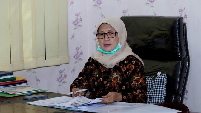 Kepala Diskominfo Kabupaten Purwakarta, Dra. Hj. Siti Ida Hamidah MM (Foto:Purwakarta)