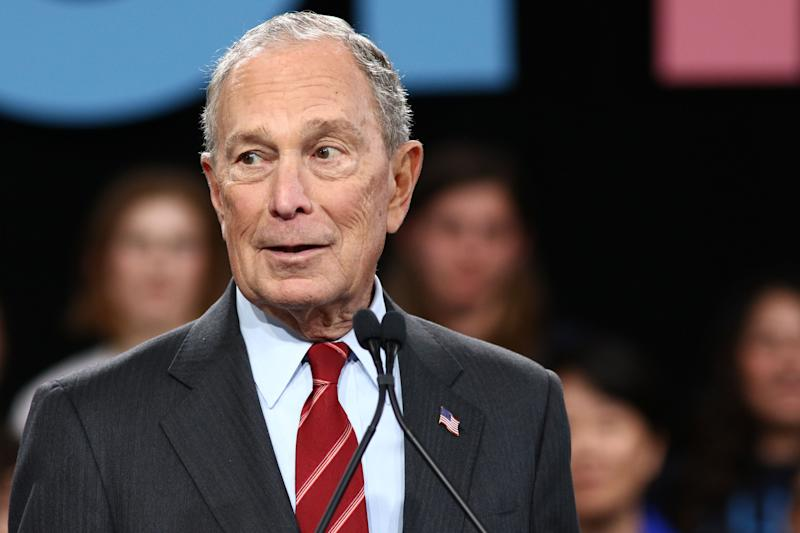 US Presidential Contender Michael Bloomberg Proposes 'Clear Regulatory Framework' for Crypto