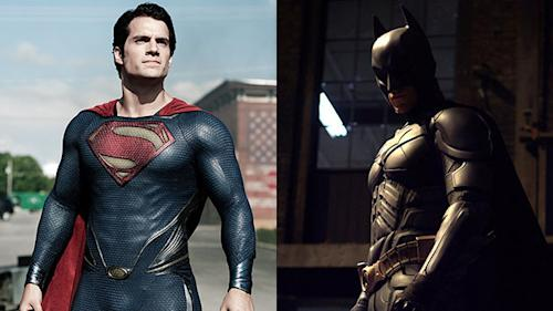 Batman Set to Join Superman for 'Man of Steel' Sequel in 2015