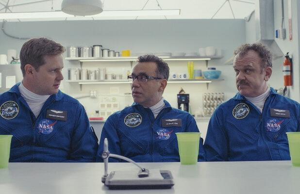 'Moonbase 8' Gets Premiere Date From Showtime – and a Full-Length Trailer (Video)
