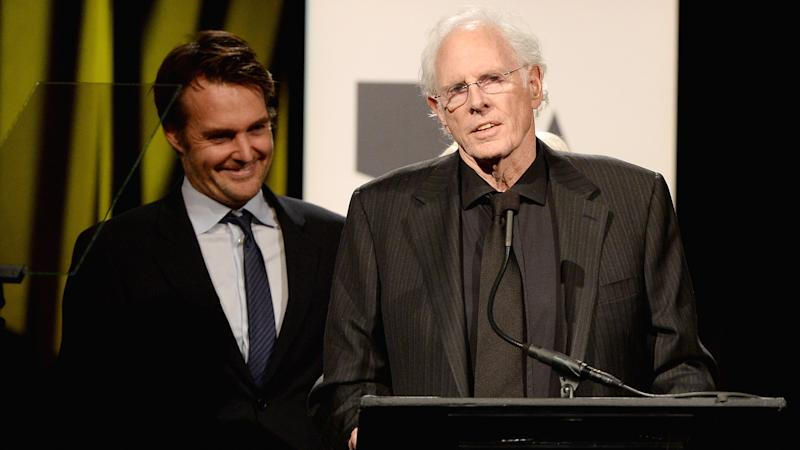 Bruce Dern on AARP Movies for Grownups Awards: 'Welcome to the Geezers Dinner!'