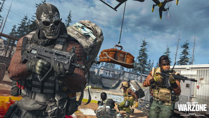 Pembaruan Teraktual Call of Duty: Warzone Dukung 200 Pemain