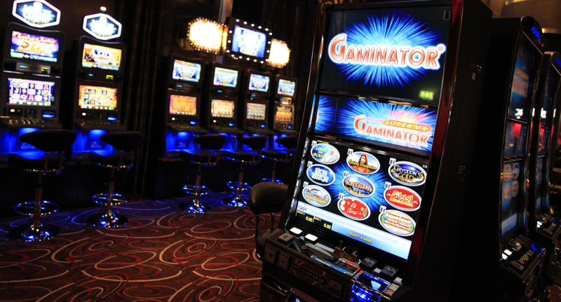 Indooroopilly Queensland residents are outraged over plan for poker machines at shopping centre.