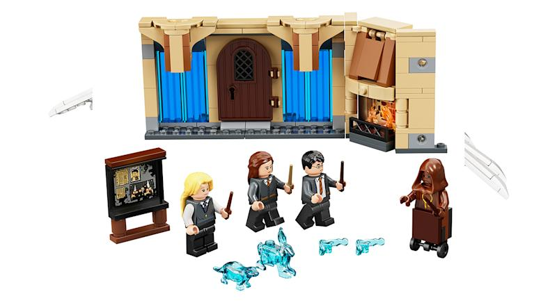 LEGO Harry PotterHogwartsRoom of Requirement
