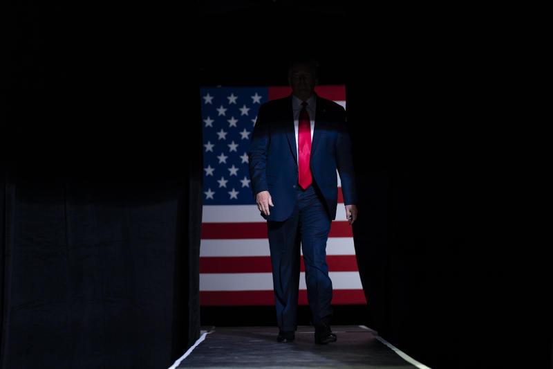 Elections 2020 Trump Campaign