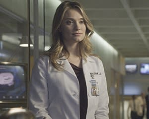 CSI: NY Preview: Greek Grads Spencer Grammer, Aaron Hill Talk 'Surprise' On-Screen Reunion