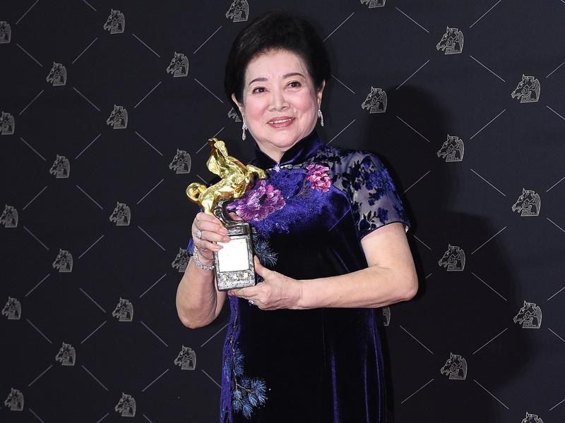 最高齡獲獎演員 《親愛的房客》陳淑芳獲女配角
