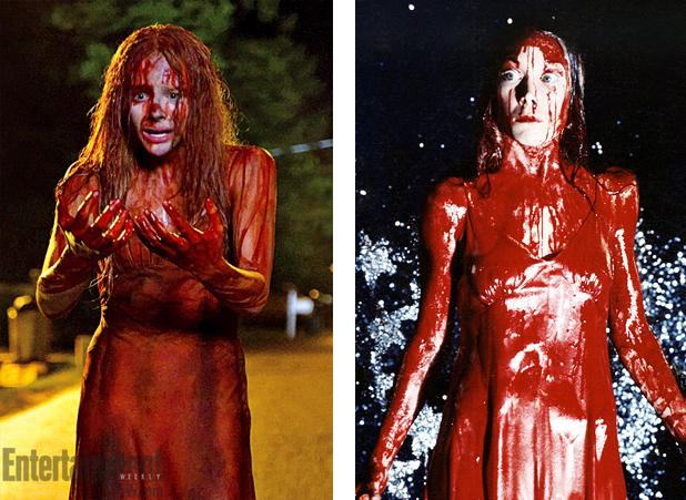 "First Look: Chloë Grace Moretz as ""Carrie"""